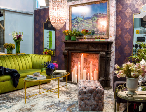 OPULENCE, LOCAL AND GLOBAL TRENDS PLUS TOP HONOURS FOR DEKAT AT DECOREX 2017 (JHB)