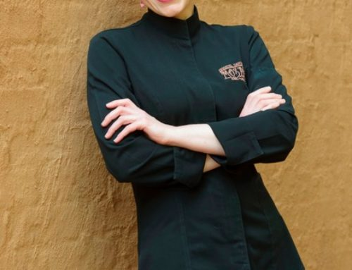 South Africa's Chantel Dartnall Named Best Female Chef  at Global Culinary Award Ceremony