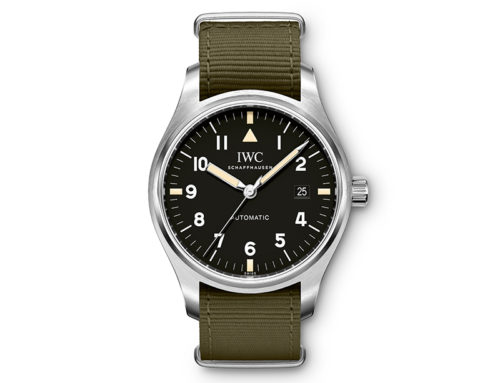 IWC Schaffhausen: Pilot's Watch Mark XVIII Edition 'Tribute to Mark XI'