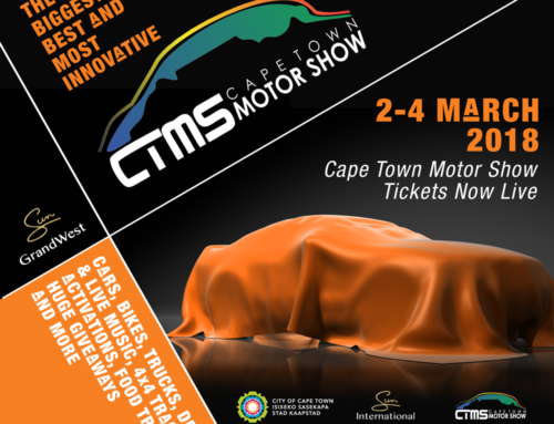 Cape Town gears up for another Cape Town Motor Show spectacular