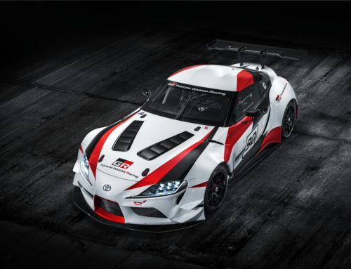 The legend returns: Toyota Supra reborn