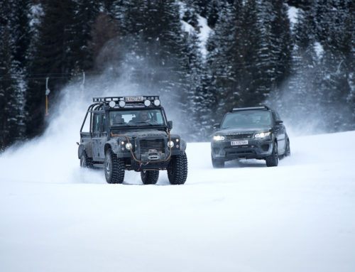 NEW 007 MISSION FOR JAGUAR LAND ROVER