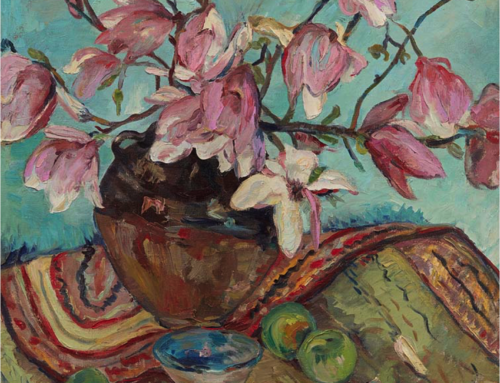 Aspire leads winter auction with never-before-seen stern still life