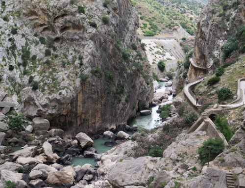 The Mountains and adventures of Andalucia