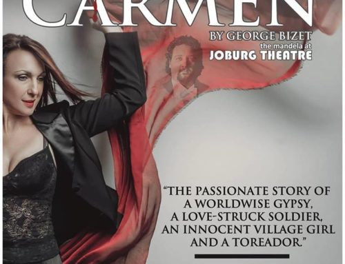 CARMEN to dazzle audiences at Joburg Theatre in June