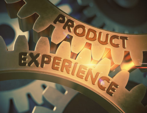 A stand-off: Experience vs Product