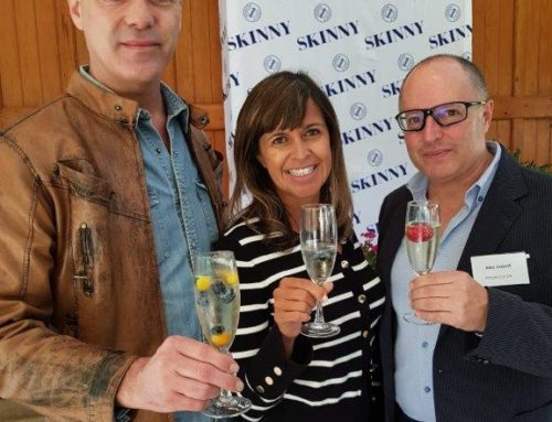 Exciting new sparkling wine brand makes waves across the globe