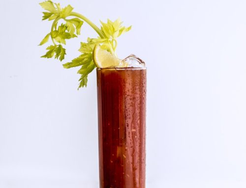 Asian Style Bloody Mary by Chef Nardia Adams