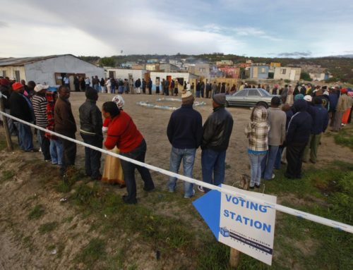 South Africans are finally set to know who funds their political parties