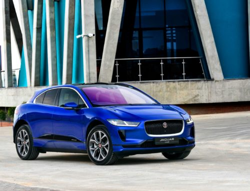 This is why the I-Pace is the world's best car