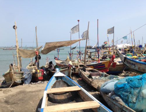 Livelihoods and culture under threat in Ghana's historic port of Jamestown