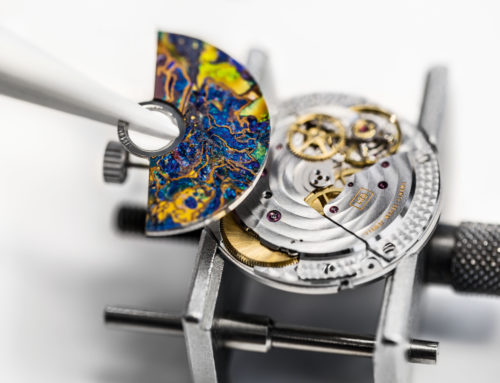 DIOR The art of watchmaking