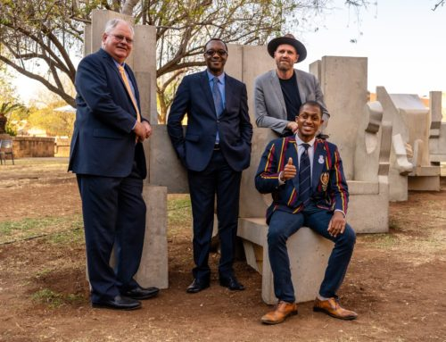 City of Pretoria becomes the first recipient of the RMB Think Bench