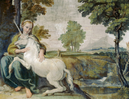Explainer: from bloodthirsty beast to saccharine symbol – the history and origins of the unicorn