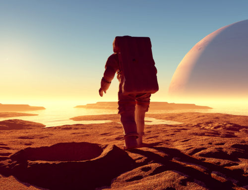 To the moon and beyond 5: What space exploration will look like in 2069