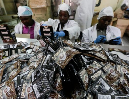 African countries can't industrialise? Yes, they can