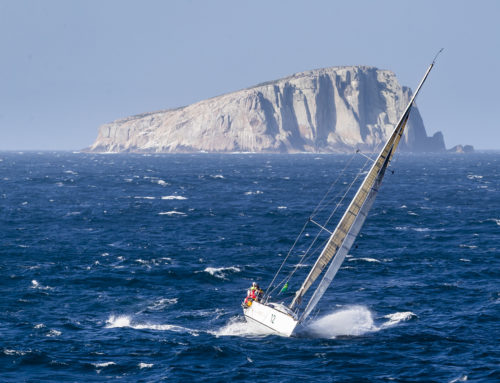 ROLEX SYDNEY HOBART YACHT RACE: PRIZED IDEALS