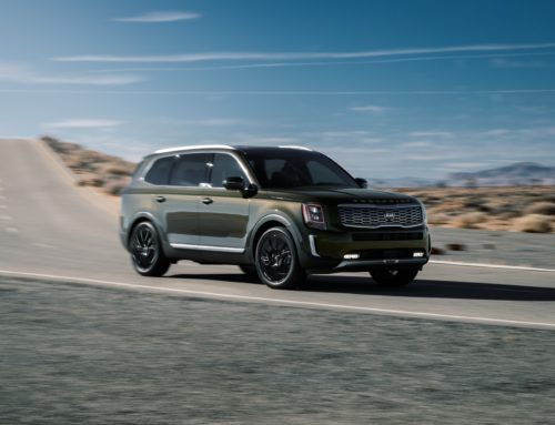 Kia Telluride is World Car Of The Year